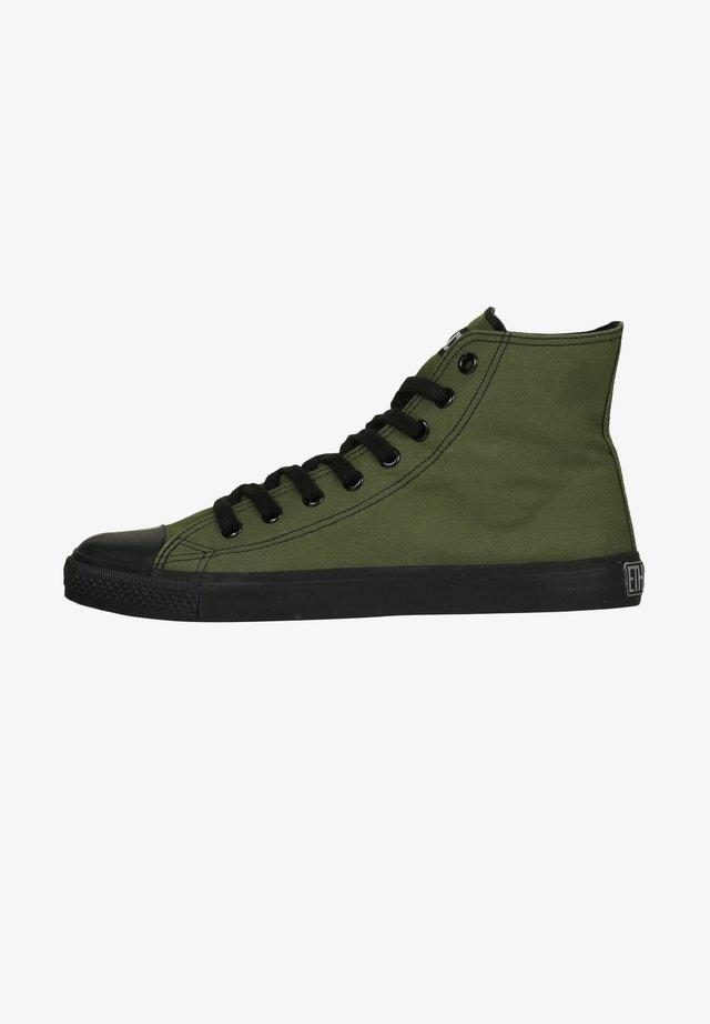 FAIR  - High-top trainers - green