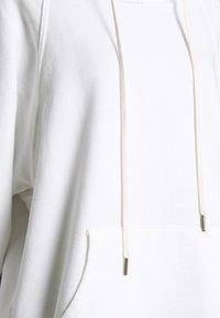 Ética - LAYLA HOODIE DRESS - Day dress - white - 2
