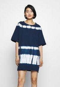 Ética - BROOKLYN - Day dress - indigo - 0
