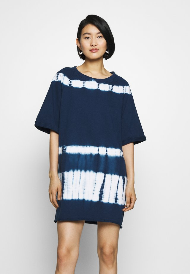 BROOKLYN - Day dress - indigo