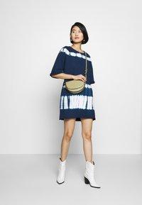 Ética - BROOKLYN - Day dress - indigo - 1