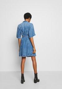 Ética - ELODIE - Denim dress - blue - 2