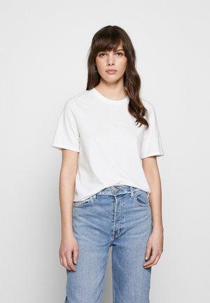 EVIE CLASSIC TEE - Basic T-shirt - white