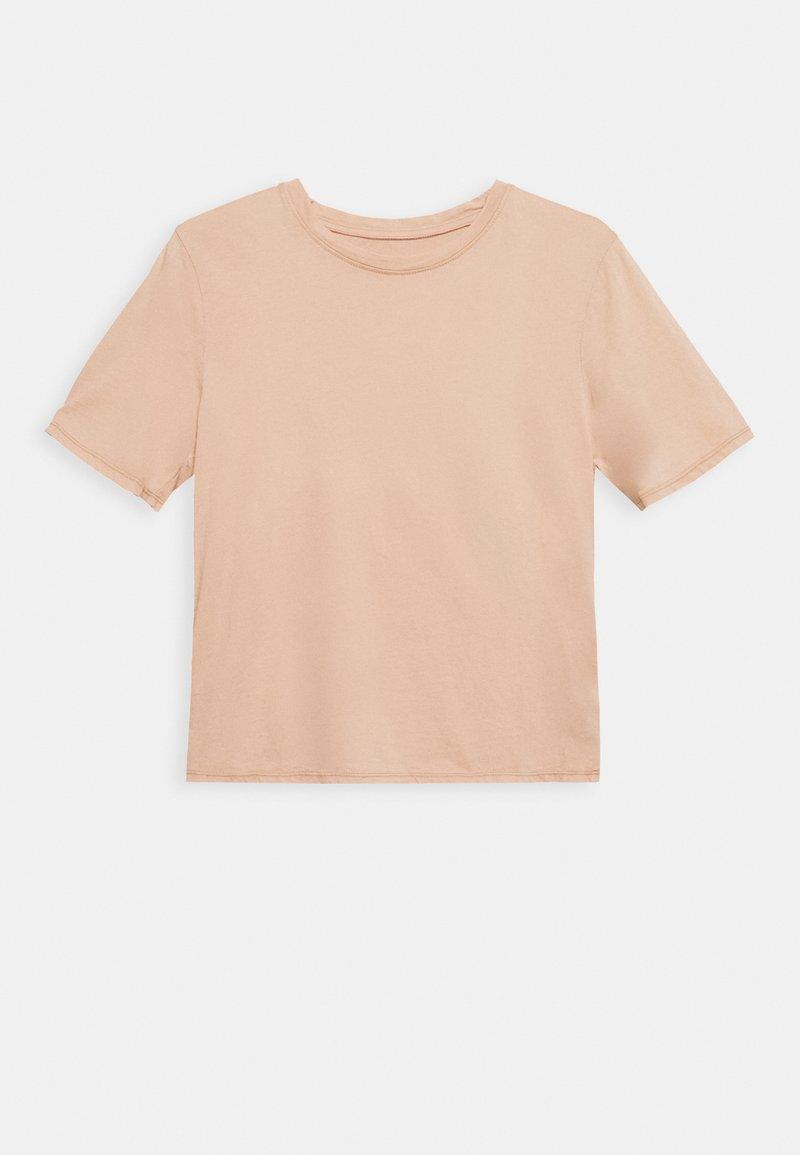 Ética - EVIE CLASSIC TEE - Basic T-shirt - coffee