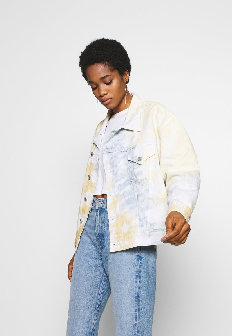 Ética - JUNE - Denim jacket - multi