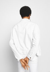 Ética - JUNE - Denim jacket - sustainable white - 2