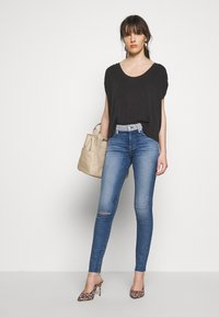Ética - Jeans Skinny Fit - blue crush - 1