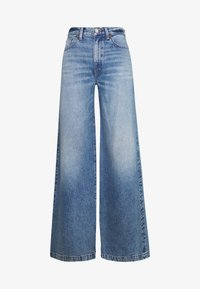 Ética - DEVON - Flared Jeans - titanic blue - 3