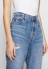 Ética - ALEX - Relaxed fit jeans - destroyed denim - 3