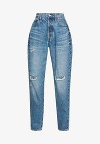 Ética - ALEX - Relaxed fit jeans - destroyed denim - 4