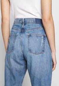 Ética - ALEX - Relaxed fit jeans - destroyed denim - 5