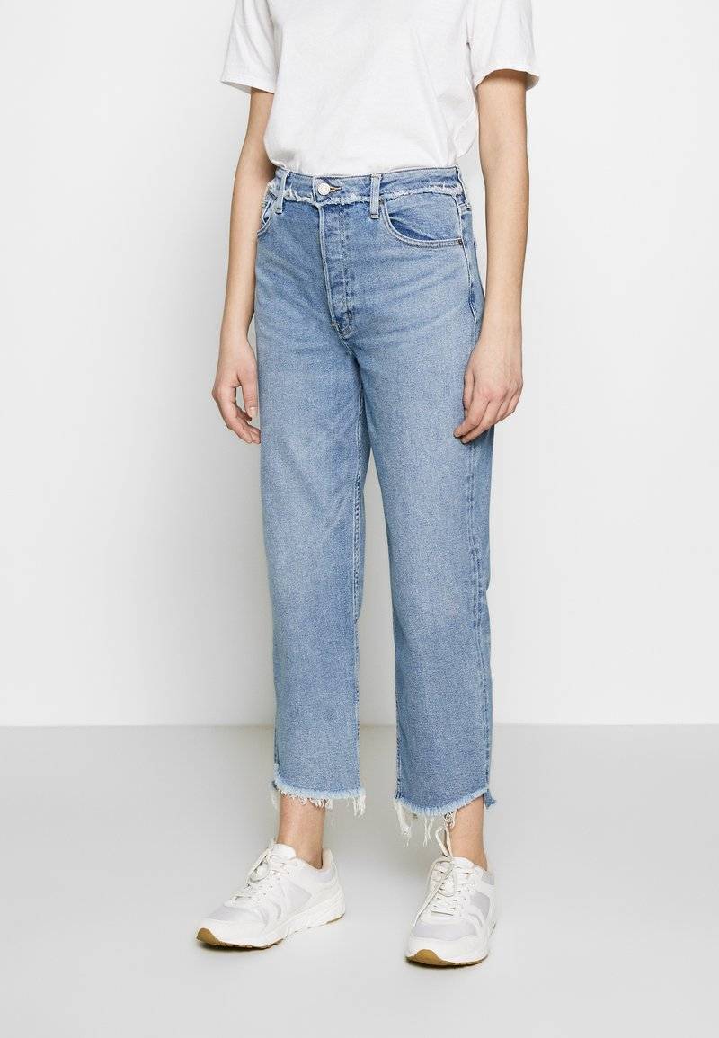 Ética - TYLER ANKLE - Straight leg jeans - salinas river