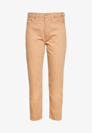 ALEX ANKLE - Jeans Tapered Fit - coffee