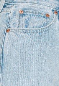 Ética - DEVON CROP - Flared jeans - mojave river - 4