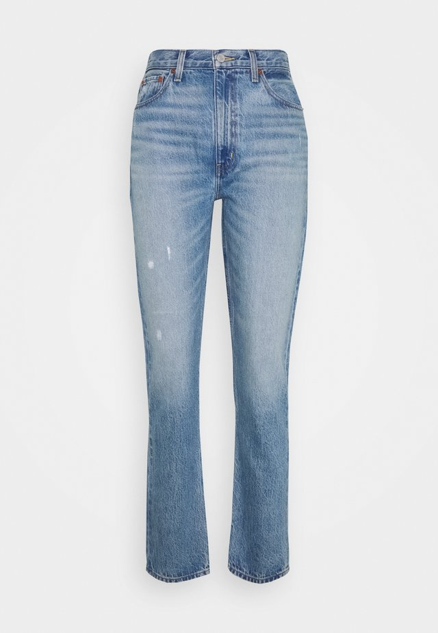 FINN - Straight leg jeans - aliso creek