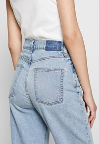 Ética - TYLER ANKLE - Straight leg jeans - clear lake - 5