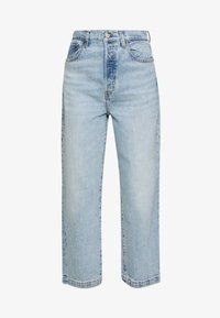 Ética - TYLER ANKLE - Straight leg jeans - clear lake - 4