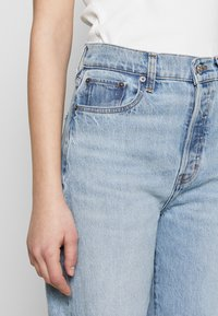 Ética - TYLER ANKLE - Straight leg jeans - clear lake - 3