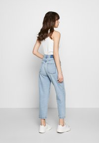 Ética - TYLER ANKLE - Straight leg jeans - clear lake - 2