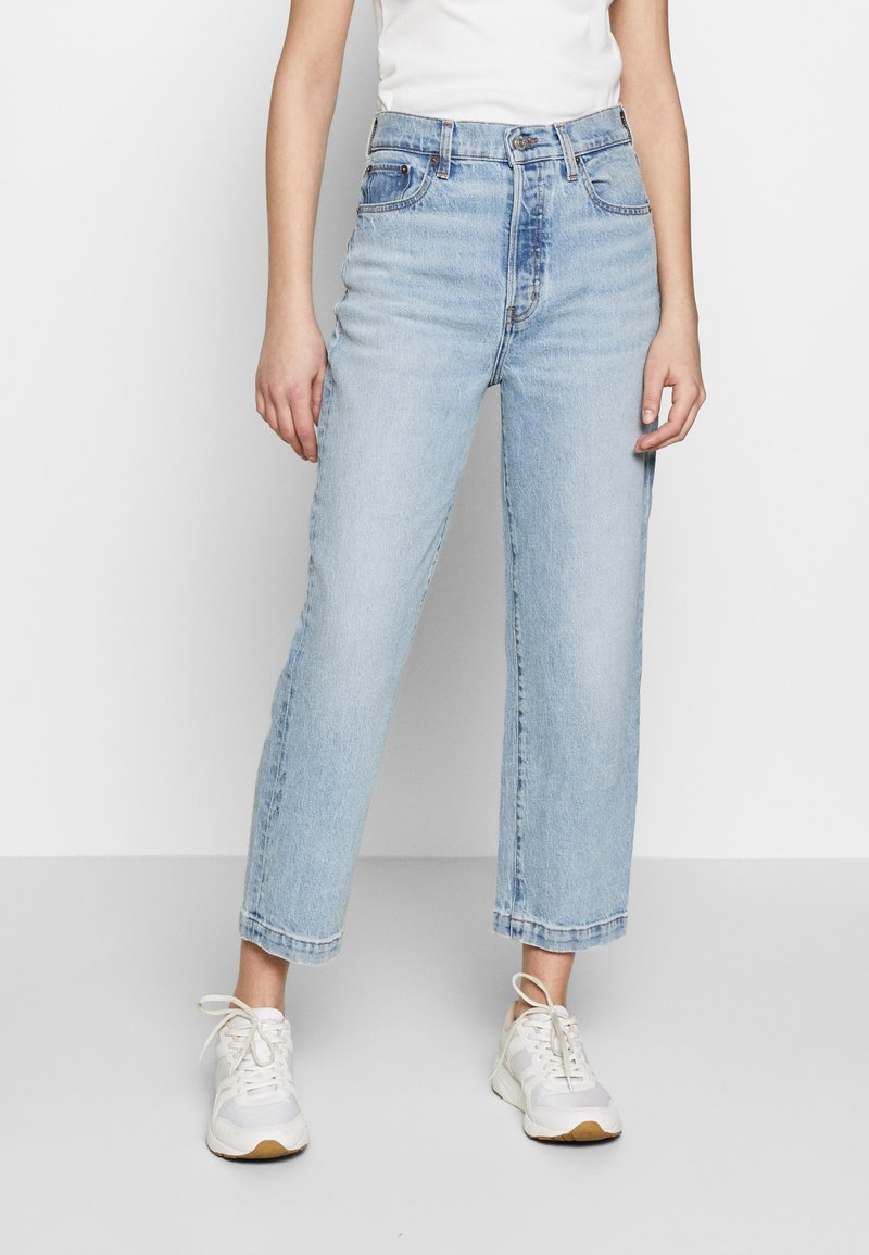 Ética - TYLER ANKLE - Straight leg jeans - clear lake