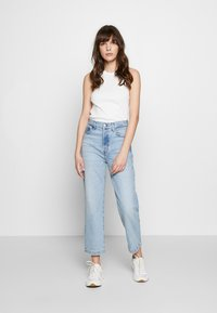 Ética - TYLER ANKLE - Straight leg jeans - clear lake - 1