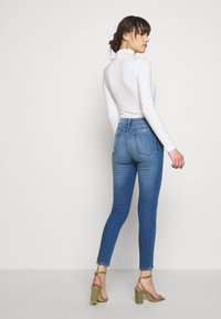 Ética - ANKLE - Jeans Skinny Fit - surf and turf - 2