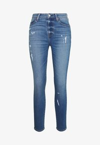 Ética - ANKLE - Jeans Skinny Fit - surf and turf - 4