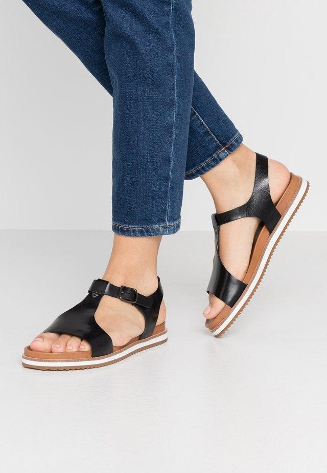 Sandały - vitas nero