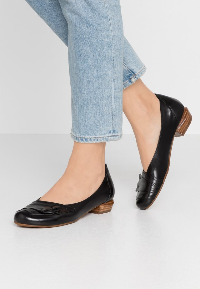 Ballet pumps - spoletto black