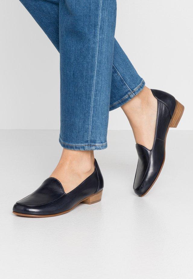 Loafers - blu