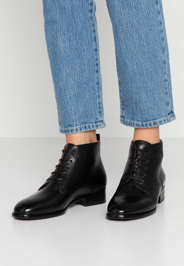 Boots à talons - frida nero