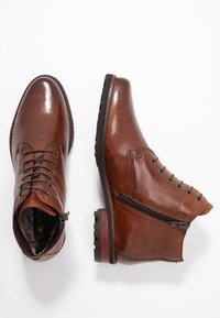 Everybody - Ankle boot - cognac - 3