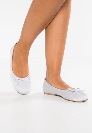 VEGAN - Ballerinat - light grey