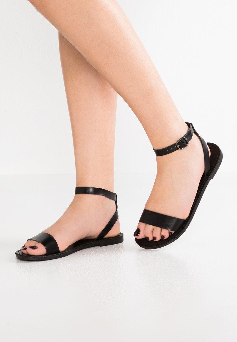 Even&Odd - Sandaler - black