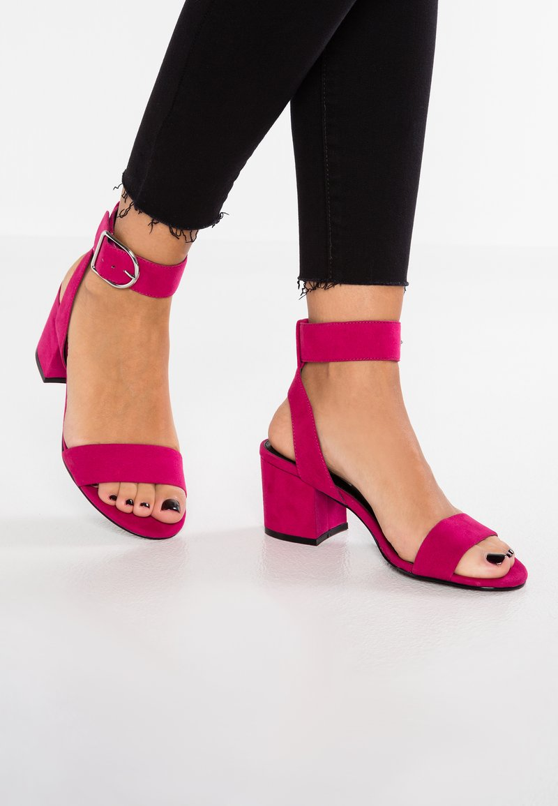 Even&Odd - Sandales - pink