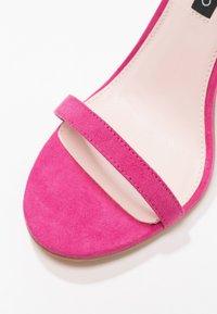 Even&Odd - Sandaler med høye hæler - pink - 2
