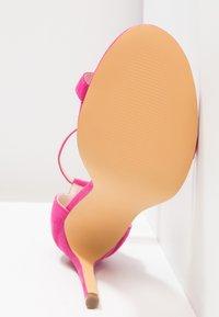 Even&Odd - Sandaler med høye hæler - pink - 6