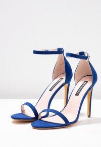 Even&Odd - Sandaler med høye hæler - dark blue - 2