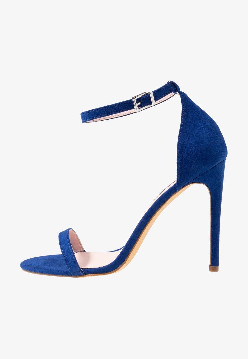 Even&Odd - Sandaler med høye hæler - dark blue