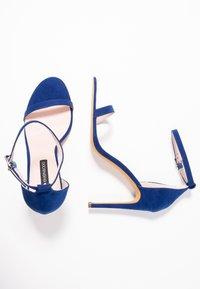 Even&Odd - Sandaler med høye hæler - dark blue - 1