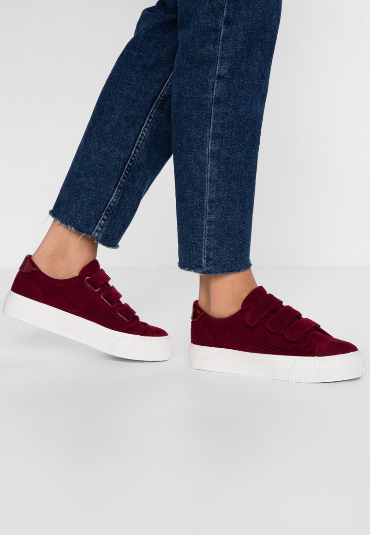 Even&Odd - Sneakers - dark red
