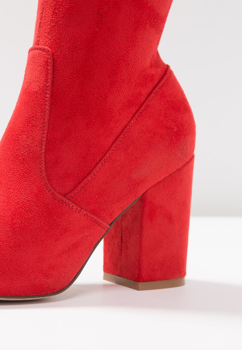 Talons Bottes Even À Hauts Red amp;odd bf7vY6gy