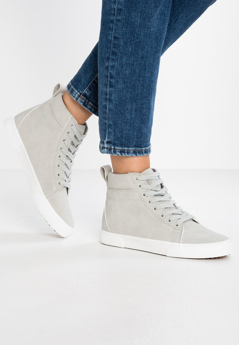 Even&Odd - High-top trainers - grey