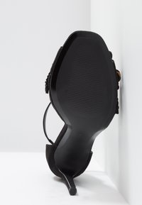 Even&Odd - Sandály na vysokém podpatku - black - 6