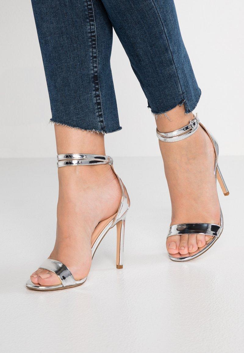 Even&Odd - High heeled sandals - silver