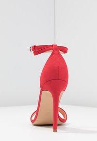Even&Odd - Sandaler med høye hæler - red - 5