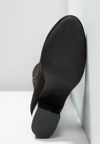 Even&Odd - Laarzen met hoge hak - black - 6