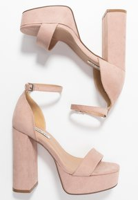 Even&Odd - Korolliset sandaalit - nude - 3