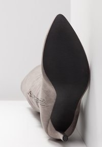 Even&Odd - Boots med høye hæler - grey - 6