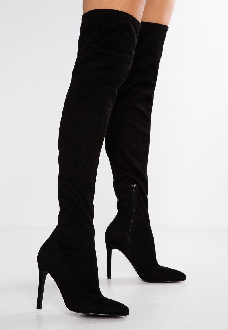 Even&Odd - Klassiska stövlar - black